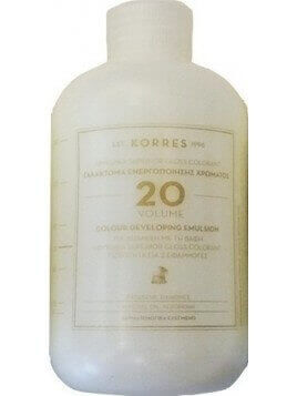 Korres Abyssinia Superior Gloss Colorant 20 Volume Γαλάκτωμα Ενεργοποίησης Χρώματος 150ml