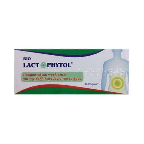 Medichrom Bio Lactophytol 14 κάψουλες