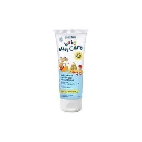 Frezyderm Baby Sun Care Lotion SPF25 100ml