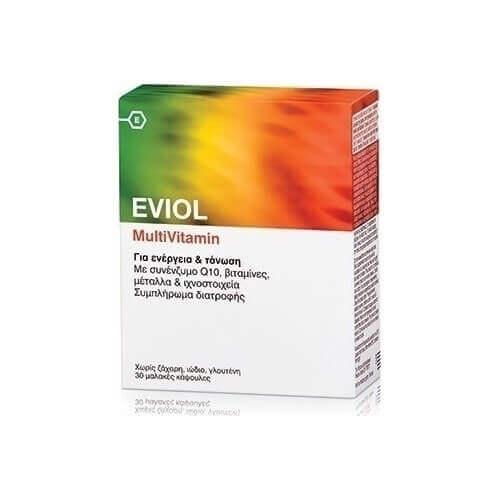 Eviol Multivitamin 30 ταμπλέτες