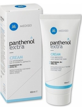 Medisei Panthenol Extra Cream 5% Urea 100ml