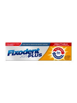 Fixodent Pro Plus Duo Action 40gr