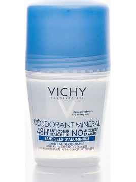 Vichy Deodorante Mineral 48h Roll-On 50ml