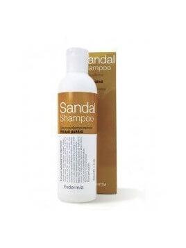 Evdermia Sandal Shampoo Σμηγματορρυθμιστικό Σαμπουάν για λιπαρά μαλλιά 250ml
