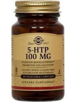 Solgar 5-HTP 100mg 30 φυτικές κάψουλες