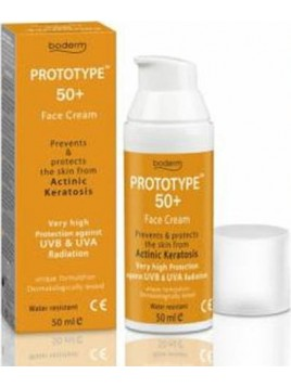 Boderm Prototype Face Cream SPF50+ 50ml