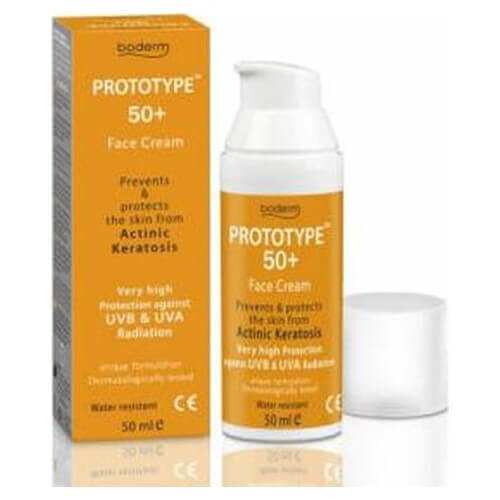 Boderm Prototype Face Cream SPF50+ 50ml