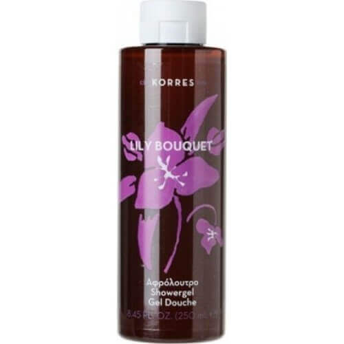 Korres Showergel Lily Bouquet 250ml