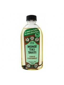 Tiki Tahiti Monoi Coco Coconut Oil 120ml