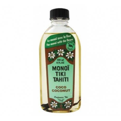 Tiki Tahiti Monoi Coco Coconut Oil 120ml
