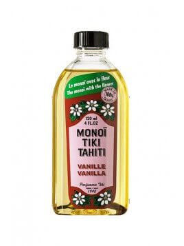 Tiki Tahiti Monoi Vanilla Natural Oil 120ml