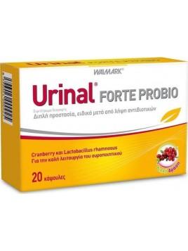 Walmark Urinal Forte Probio 20 κάψουλες