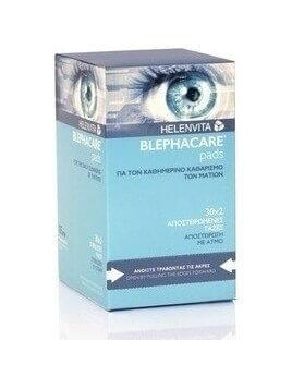 Helenvita Blephacare pads 30 x 2τμχ