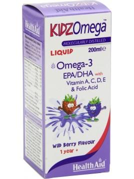 Health Aid KidzOmega Liquid 200ml