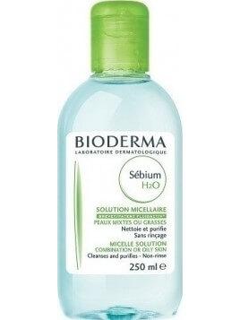 Bioderma Sebium H2O Διάλυμα Καθαρισμού 250ml