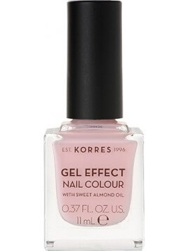Korres Gel Effect Nail Colour 5 Candy Pink