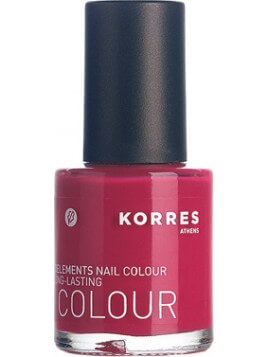 Korres Gel Effect Nail Colour 19 Watermelon