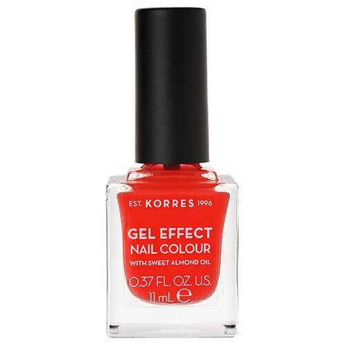 Korres Gel Effect Nail Colour 45 Coral