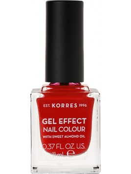 Korres Gel Effect Nail Colour 53 Royal Red