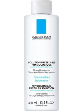 La Roche Posay Physiological Micellar Solution Bottle 400ml