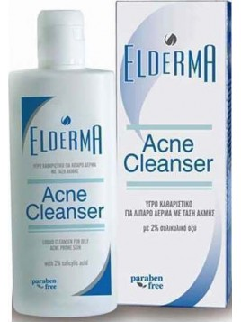 Elderma Acne Cleanser 200ml