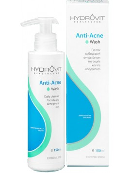 Target Pharma Hydrovit Anti-Acne Wash 150ml