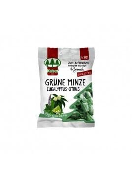 Kaiser Grune Minze Eukalyptus Citrus 60gr