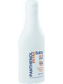 Medisei Panthenol Extra Baby 2 σε 1 Shampoo & Bath 200ml