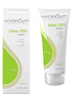 Target Pharma Hydrovit Urea 10% Cream 100ml