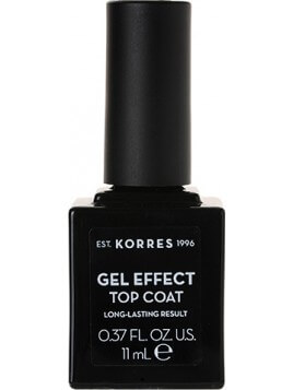 Korres Gel Effect Nail Colour Top Coat