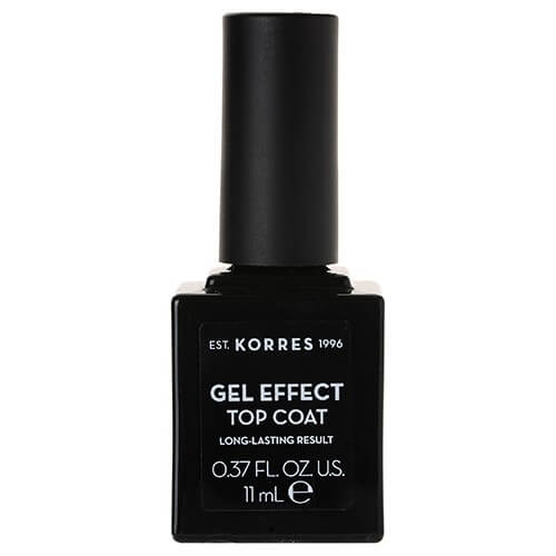 Korres Gel Effect Nail Colour Top Coat