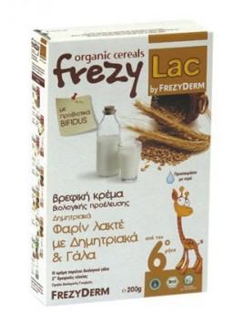 Frezyderm Frezylac Φαρίν Λακτέ µε Δηµητριακά & Γάλα 200gr
