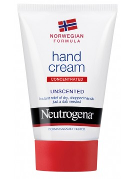 Neutrogena Unscented Hand Cream 75ml