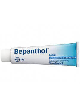 Bepanthol Κρέμα για Ερεθισμένο και Ευαισθητο Δέρμα 100g