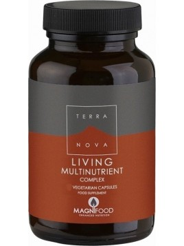 TerraNova Living Multinutrient Complex 100 φυτικές κάψουλες