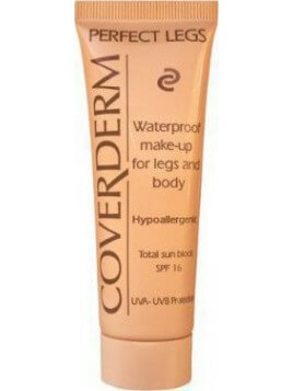 Coverderm Perfect Legs Waterproof 04 SPF16 50ml
