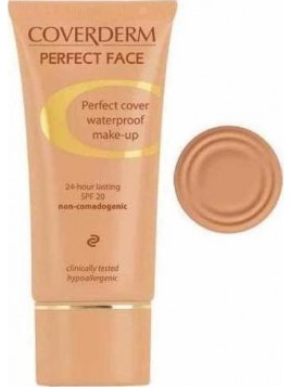 Coverderm Perfect Face 5A Waterproof SPF20 30ml