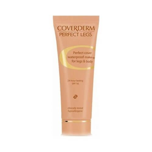 Coverderm Perfect Legs Waterproof 06 SPF16 50ml