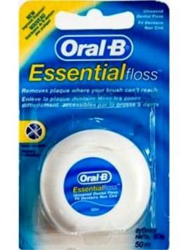Oral-B Essential Floss Ακήρωτο 50m