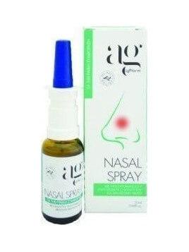 Ag Pharm Nasal Spray 20ml