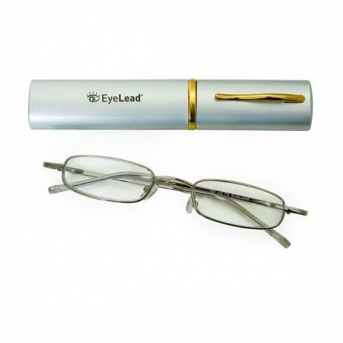 b46cc558b4 -25% Vitorgan EyeLead Pocket Γυαλιά Πρεσβυωπίας Τσέπης Χρώματος Ασημί  Bαθμός 3.25 1τμχ