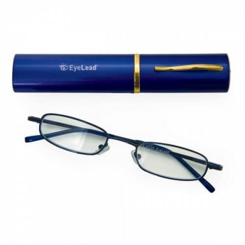 Vitorgan EyeLead Pocket Γυαλιά Πρεσβυωπίας Τσέπης Χρώματος Μπλε Βαθμός 3.25  1τμχ