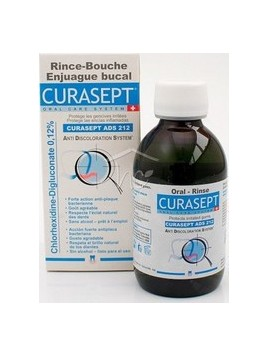 Curasept ADS 212 0.12% CHX 200ml