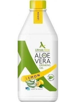 Litinas Aloe Vera Gel 1000ml Lemon