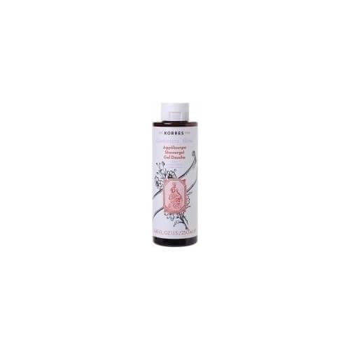 Korres Cashmere Rose Shower Gel 250ml