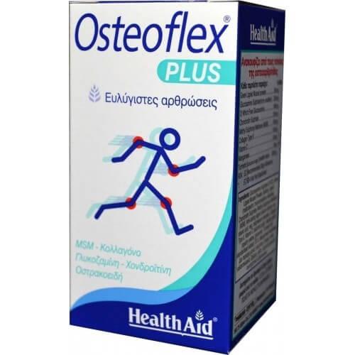 Health Aid Osteoflex Plus 60 ταμπλέτες
