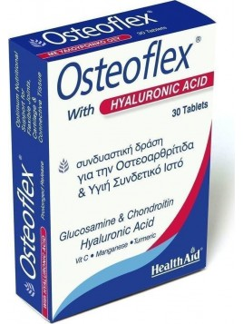 Health Aid Osteoflex Hyaluronic 30 tabs