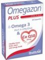 Health Aid Omegazon Plus 30 κάψουλες