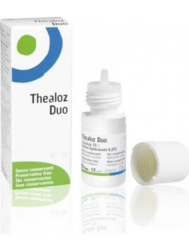 Thea Synapsis Thealoz Duo Eye Drops 10ml