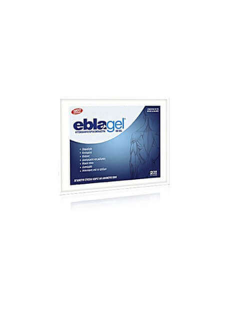Euromed Eblagel Cold Blaster 2τμχ